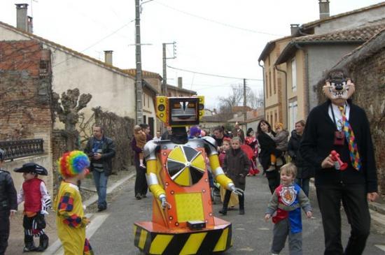 Astro au carnaval